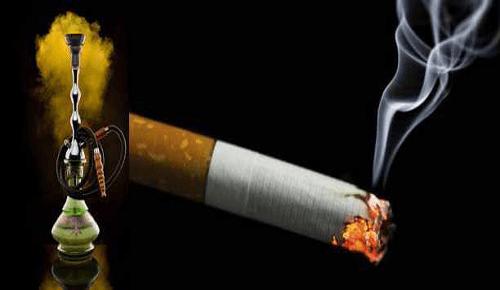 Hookah-cigarettes