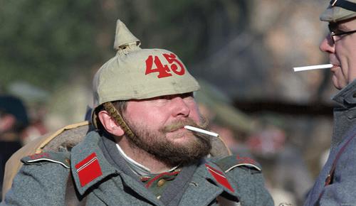 smoking-Germany