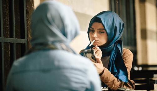 smoking-Turkey