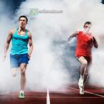 Бегать и курить – Полезно для здоровья?