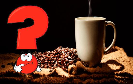 Фото - Чашка кофе и вопрос