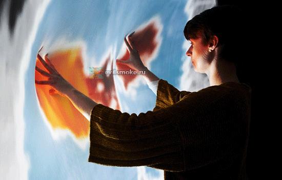 Foto - Женщина проводит ритуал