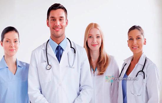 Фото - Совмесное фото врачей