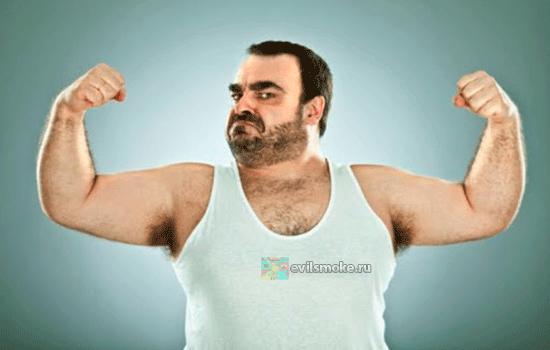 Фото - Толстый мужык