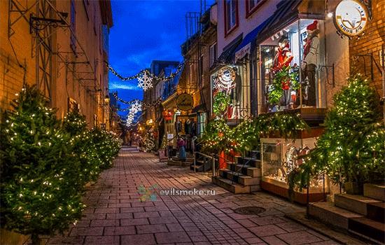 Фото - Красивая улица