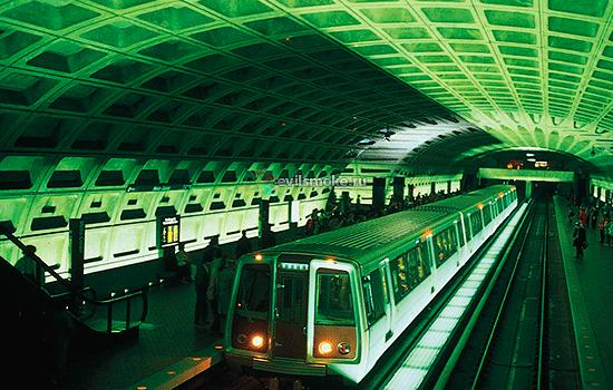 Фото - Конечная метро