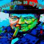 Фото - Граффити У. Черчилля