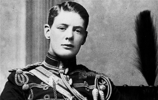 Фото - Молодой Черчилль