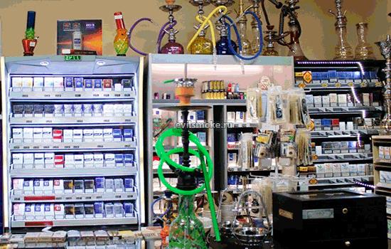 Фото - Продажа сигарет в общепите