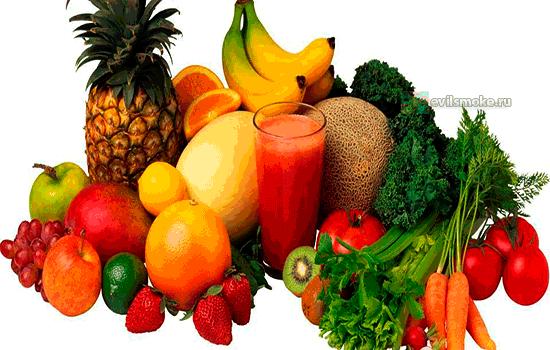 Фото - Набор овощей и фруктов