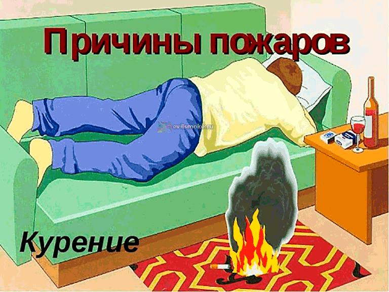 Фото - Алкаш спит на диване