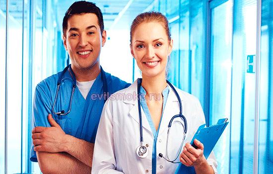 Фото - Молодые врачи