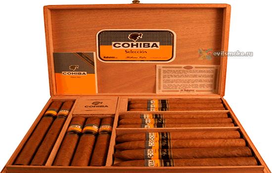 Фото - Сигары марки Cohiba