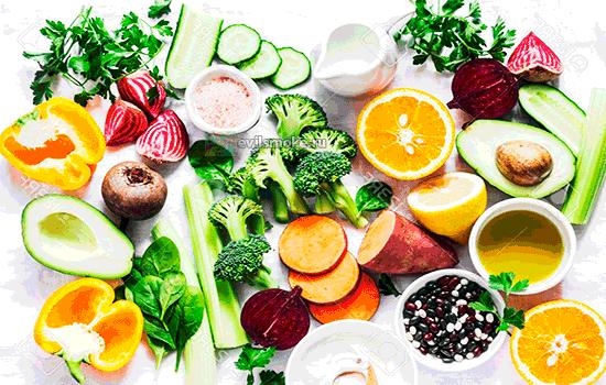 Фото - Витаминизированные овощи и фрукты