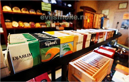 Фото - Сигареты с ароматизаторами