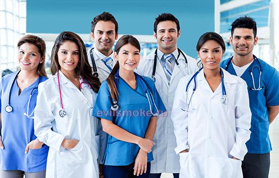 Фото - Группа врачей