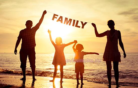 Фото - Семья и счастье