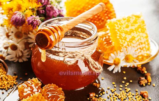 Фото - Мёд и соты